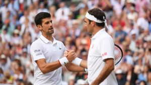 Đoković: Cilj je da preteknem Federera po broju nedelja na prvom mestu ATP liste