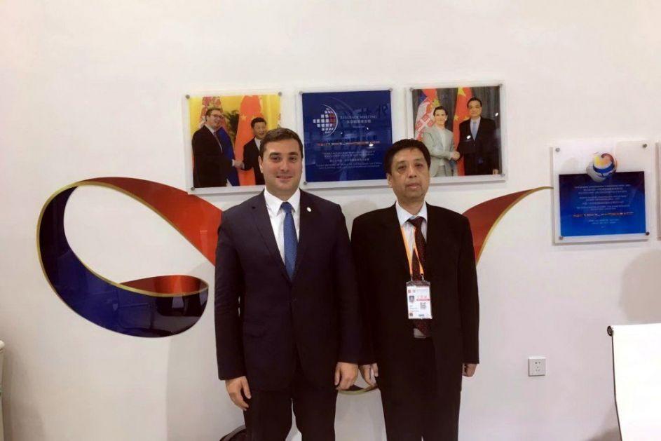 Đoković: Kina i Srbija postaju lokomotiva razvoja Inicijative Pojas i put