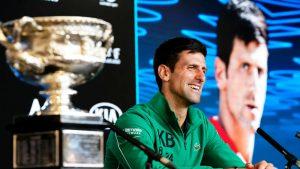 Đoković: Nadam se da će se bar jedan srpski teniser boriti za trofej