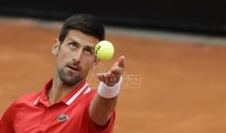 Djoković bez titule na mastersu u Rimu