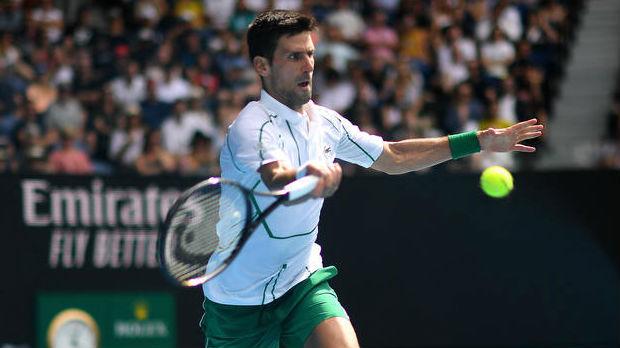 Đoković osvetio Lajovića i plasirao se u četvrtfinale u Melburnu