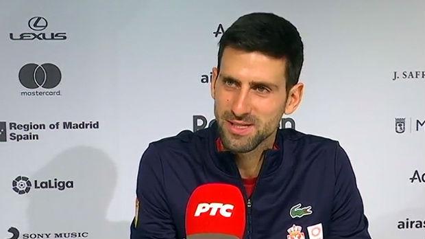 Đoković pred početak Dejvis kupa: Drago mi je što smo tu svi iz 2010. godine