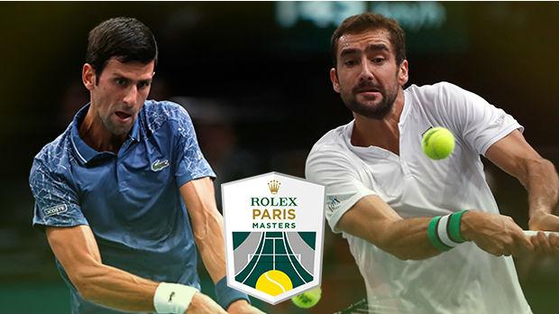 Novak bolji od Čilića, u polufinalu protiv Federera