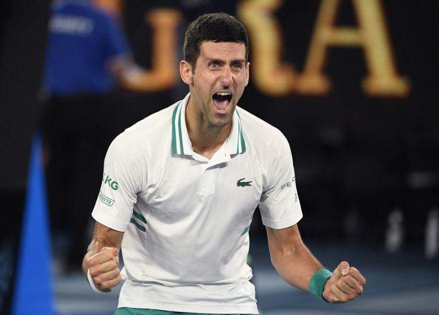 Đoković stigao Federera - 310. nedelja na prvom mestu ATP liste