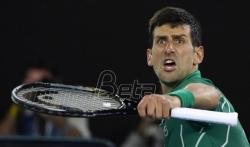 Djoković u finalu Australijan opena pobedom protiv Federera