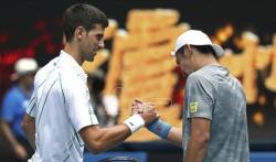 Djoković u trećem kolu Australijan Opena