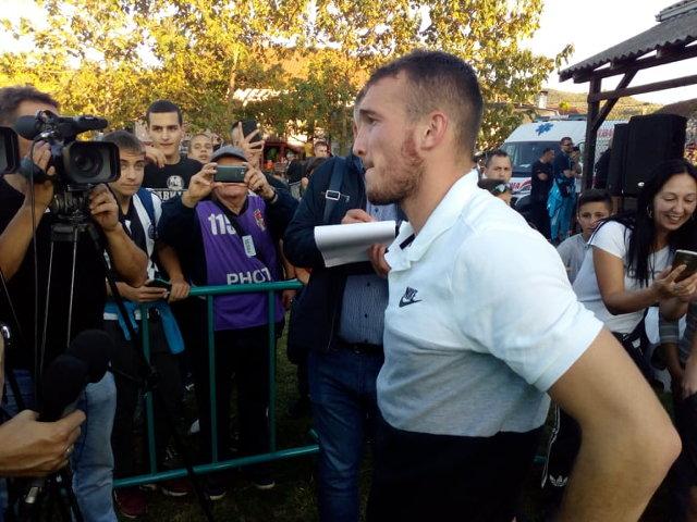 Đorđe Ivanović nastavlja da dominira u Sloveniji!