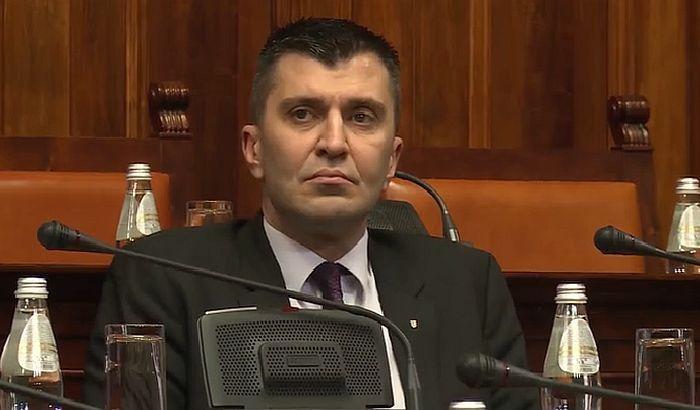 Đorđević: Biće objavljena imena firmi koje zapošljavaju radnike na crno