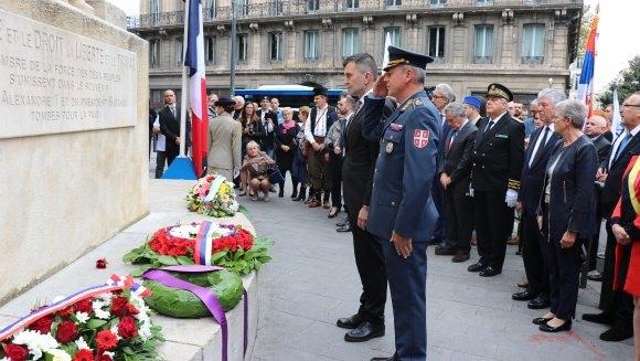 Đorđević: Srbija će čuvati prijateljstvo s Francuskom