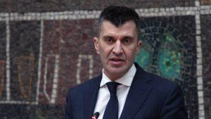 Đorđević: Tokom epidemije naknadu za nezaposlene tražilo 14.500 ljudi