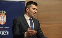 Đorđević: U Srbiji 600 dece viđa roditelja pod kontrolisanim uslovima