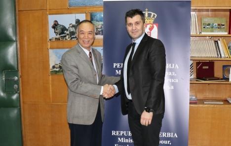 Đorđević: U Srbiji radi mnogo Kineza, trebamo sporazum o privremenom zapošljavanju