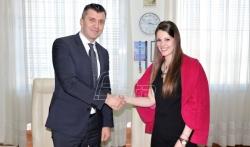 Djordjević potpisao Memorandum o saradnji sa Medjunarodnim centrom za očuvanje istorijskog ...