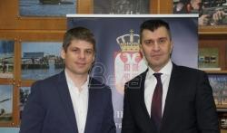 Djordjević razgovarao sa humanitarcem Arno Gujonom