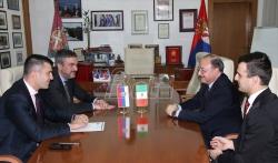Djordjević sa meksičkim ambasadorom o dolasku novih investitora iz Meksika