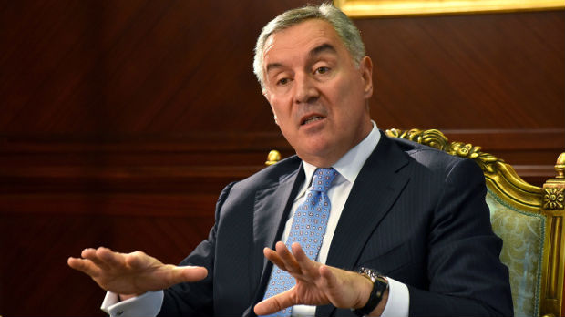 Đukanović: EU ne sme da preda Zapadni Balkan drugim igračima