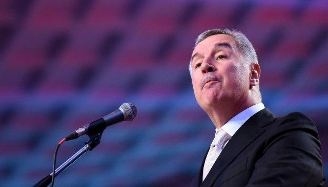 Đukanović: NATO, bio i ostao put