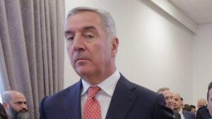 Đukanović: Protesti daleko od crnogorskog problema, ovo je rat između dva koncepta Zapadnog Balkan