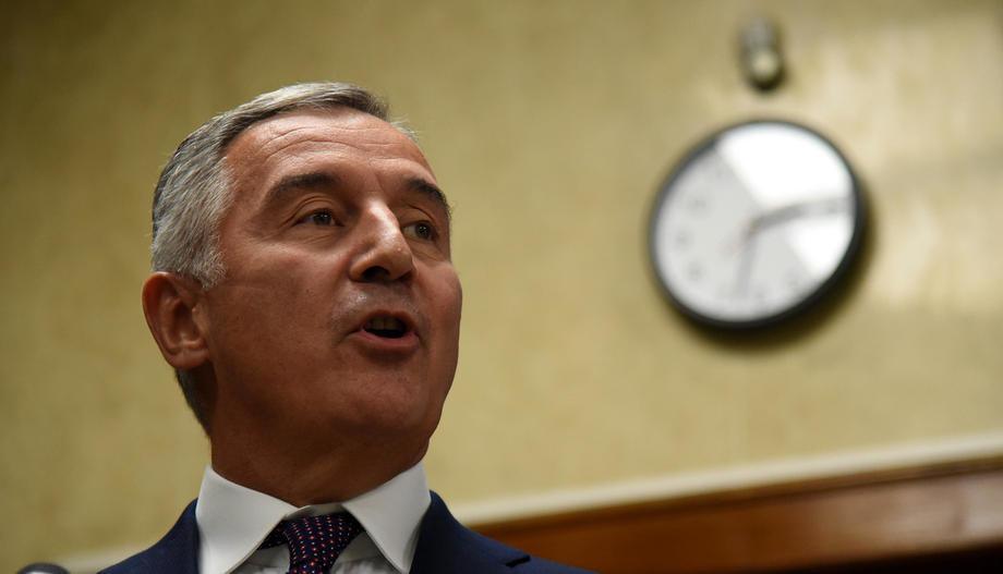 Đukanović: Reagovanja na rezoluciju iz Beograda su manipulacija