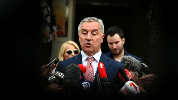 Đukanović: SPC se meša u strateška opredeljenja politike Crne Gore