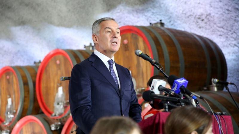 Đukanović: Smjena Kadije neće uticati na evrointegracije