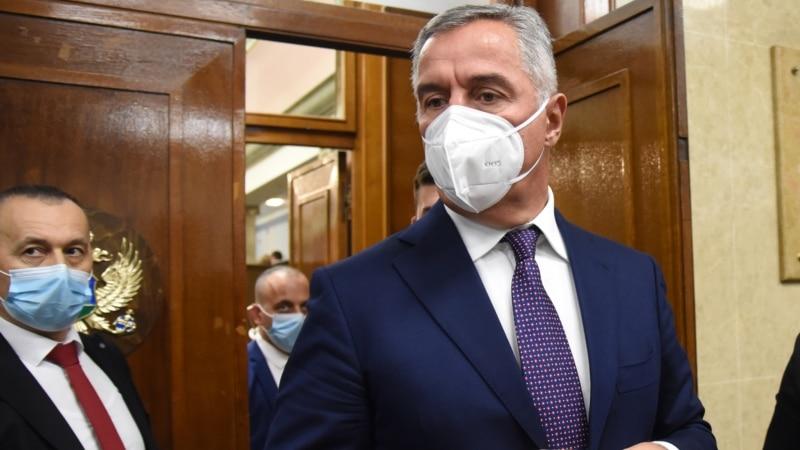Đukanović Vučiću: Srpski nacionalizam proizveo stotine hiljada žrtava