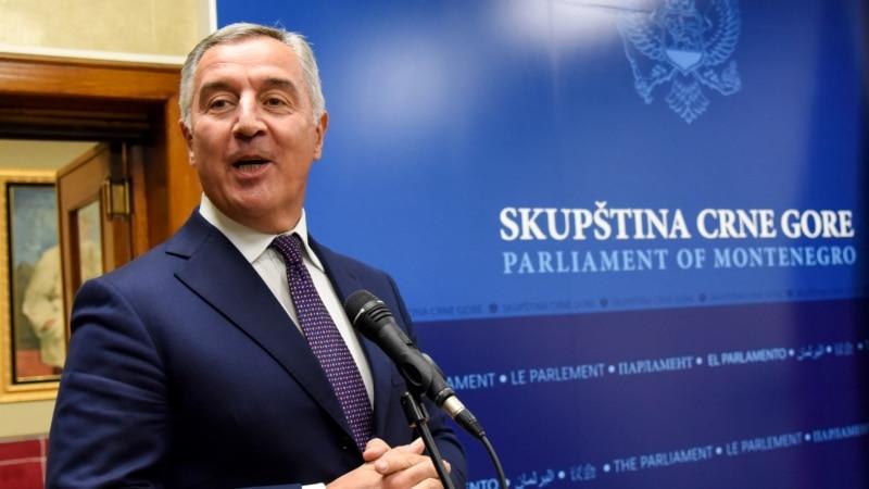 Đukanović pozdravio Bidenov stav o kolektivnoj bezbjednosti članica NATO
