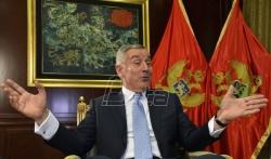 Djukanović pozvao EU da ne prepušta Zapadni Balkan Rusiji