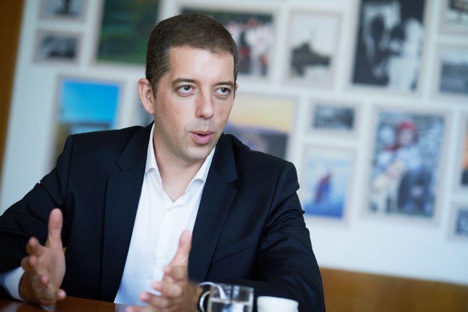 Đurić: Briselski sporazum omogućio godine mira i zaštitu srpskih interesa