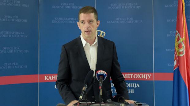Đurić: Čestitam Srbima na KiM na hrabrosti, Srbija stoji iza svojih građana