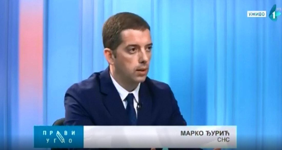 Đurić: Dogovor o obnavljanju avio linije Beograd-Priština je samo komercijalni aranžman sa političkom porukom