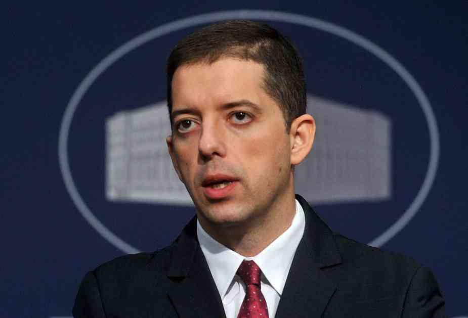Đurić: Jeremić u Vašington ide po političke instrukcije