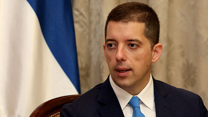 Đurić: Monstruozne pretnje deci predsednika Vučića