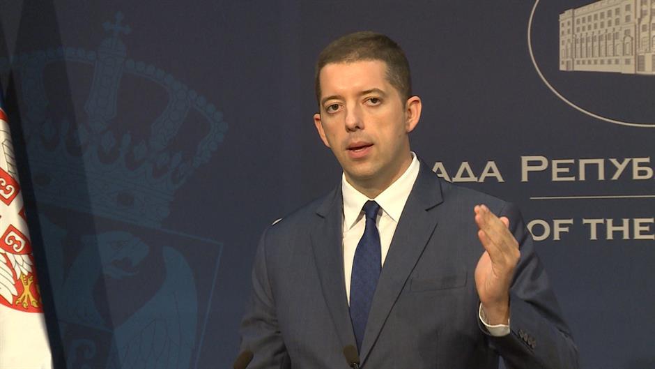 Đurić: Potrebno jedinstvo po pitanju Kosova i Metohije
