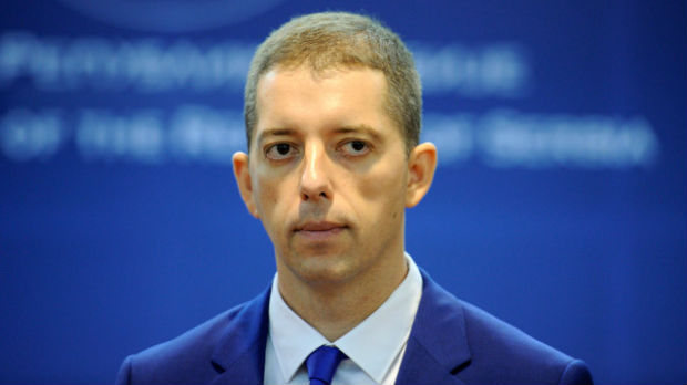 Đurić: Priština želi da politički zbriše Srbe