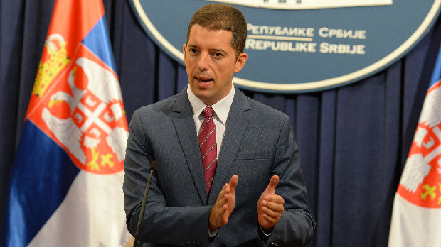 Đurić: Srbi su za Prištinu građani drugog reda