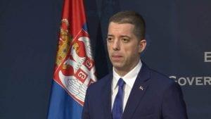 Đurić: Srbija neće okrenuti glavu pred eventualnim terorom i progonom