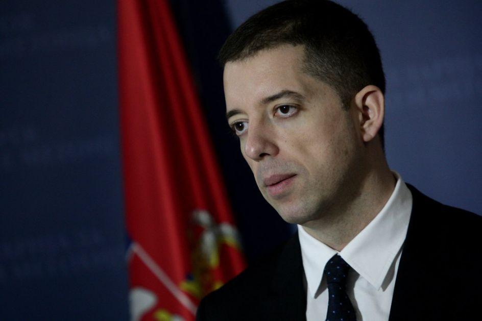 Đurić: Srbija nije poražena, nastavljamo borbu za Kosovo i Metohiju