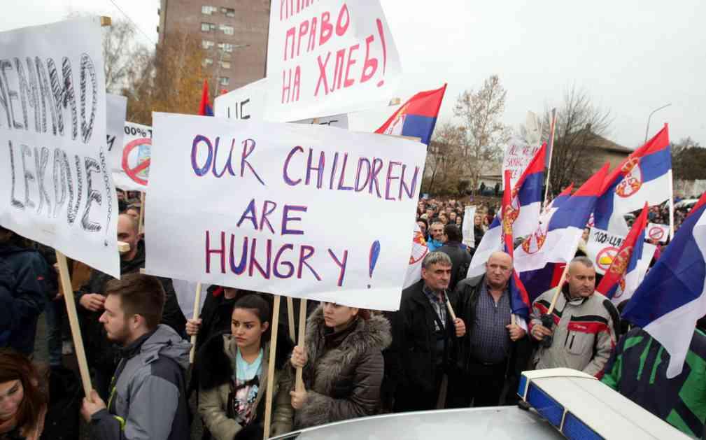 Đurić: Srpski narod teroru iz Prištine rekao: Dosta