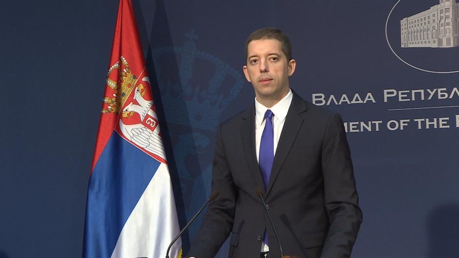 Đurić: Upad na Gazivode da se slika Tači i zaplaše Srbi