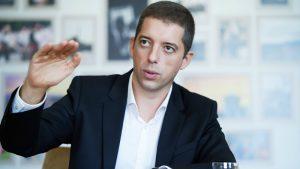 Đurić o izjavi Hotija: Pokušaj da se onemogući postizanje dogovora Srbije i Kosova