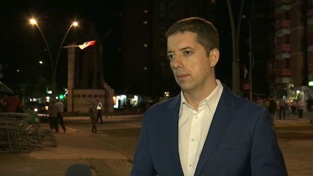Đurić za RTS: Narod u Mitrovici očekuje predsednika i njegove reči podrške