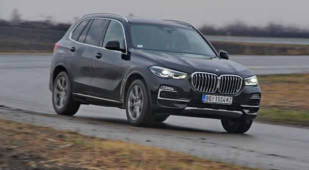 Dmotion test: BMW X5