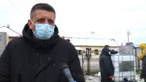 Dnevno se deli 7.000 maski u Šapcu