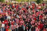Do 40 odsto navijača na utakmicama u Španiji