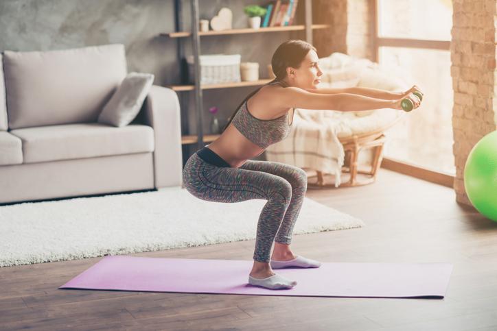 Do čvrstog stomaka i oblikovane zadnjice uz samo 3 vežbe