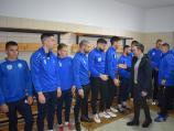 Do odlaska u Tursku, fudbaleri Radnika se spremaju u Surdulici