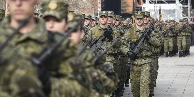 Dobija li Kosovo sopstvenu vojsku?