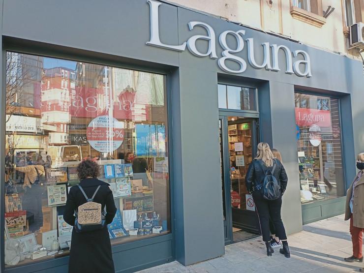 Dobre vijesti iz Lagune: Otvorena Delfi knjižara u Novom Pazaru