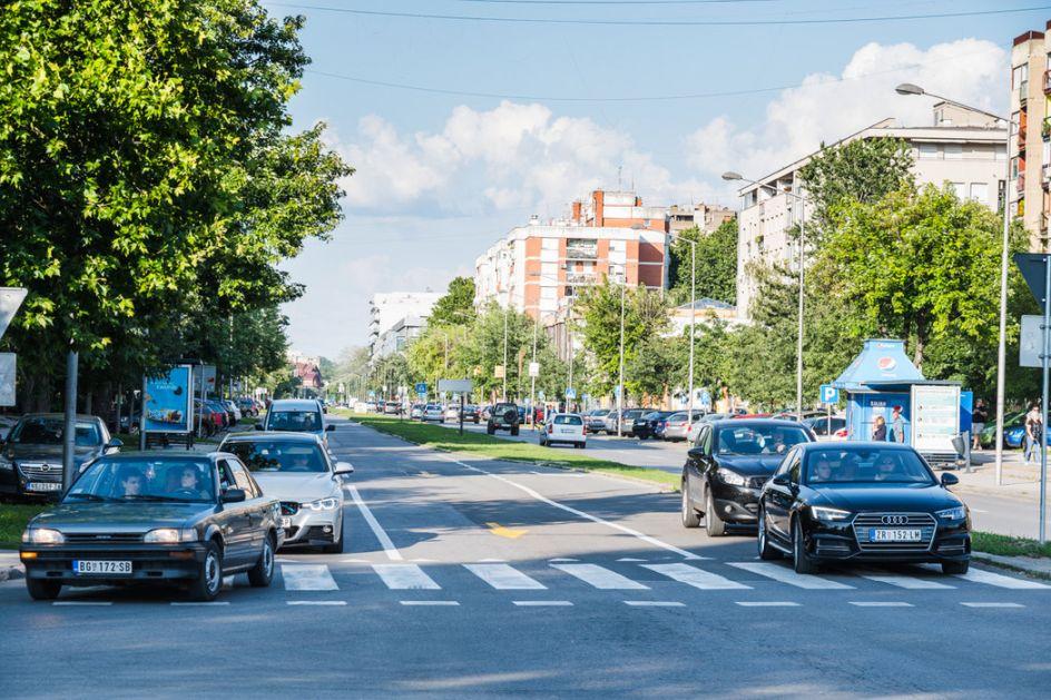 Teretna vozila čekaju na Kelebiji, Batrovcima i Horgošu